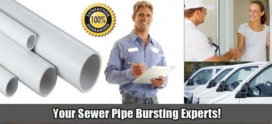 SewerTechs Sewer Pipe Bursting